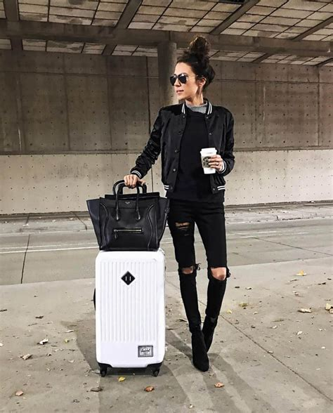 The Winter White Anthropologie Travel Duffle by 25 Best Ideas About Travel Style On Travel