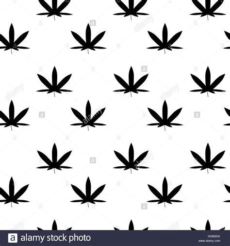 black and white weed wallpaper cannabis nahtlose schwarzer hintergrund marihuana weed