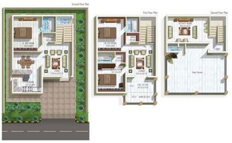 Free Duplex House Plans Free Duplex House Plans Modern Exterior Duplex Multi Family Abodes