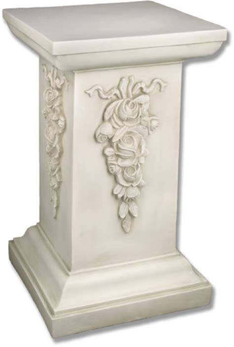 What Is A Pedestal Decorative Square Pedestal For Statues