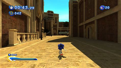 mods archives sonic retro sonic unleashed blasts pcs to pieces in sonic generations