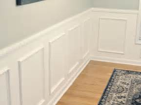 Not so newlywed mcgees wainscoting reveal