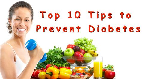 Ways Dieting Can Be by Top 10 Ways To Prevent Diabetes Diabetes Health Tips