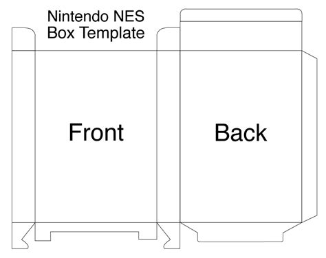 box label template index of boxtemplates
