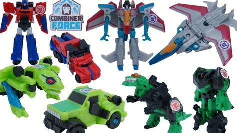 Transformers Robots In Disguise Optimus Prime Combinerforce 4 Steps new wave 1 combiner transformers robots in disguise starscream springload optimus grimlock