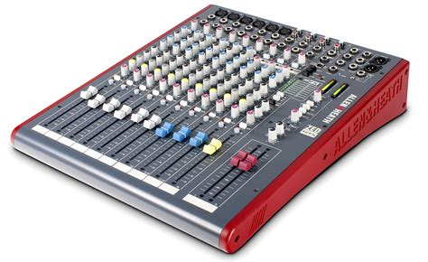 Mixer Allen Heath Zed 12 allen heath zed 12 fx audio mixer