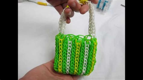 make rubber st lesson 14 of st mini handbag with the