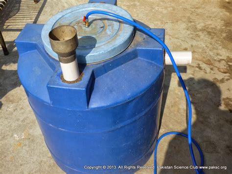 build a biogas plant home biogas