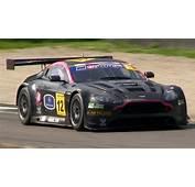 Aston Martin V12 Vantage GT2 SOUND On The Track  YouTube