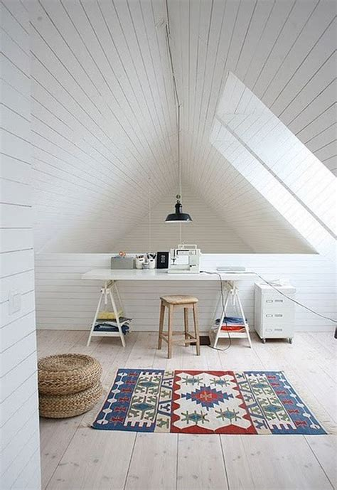 30 cozy attic home office design ideas 1000 images about attic spaces on pinterest attic