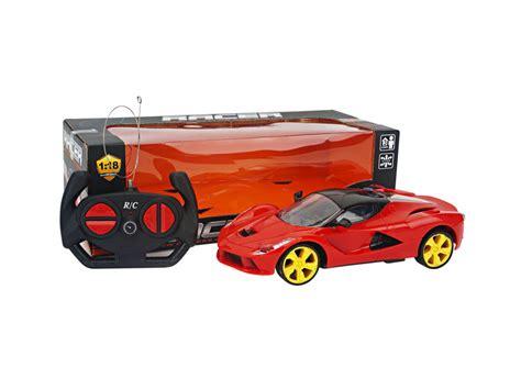 R C Ferrari by R C Ferrari Car Toy 4 Channel Car Vehicle Toy