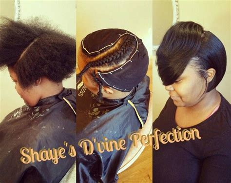 pronto bob hairstyles 1015 best sew in hairstyles images on pinterest black
