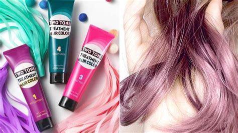 Etude Hair Color etude house two tone treatment hair color spot ph