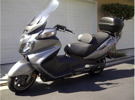 2008 Suzuki Burgman 650 2008 Suzuki Burgman 650 Executive Scooter For Sale On