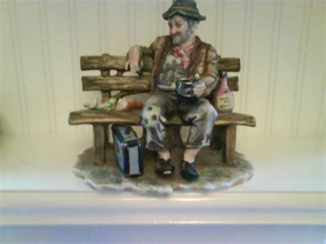 capodimonte tr on a bench capodimonte tr on bench with wine bottle occupied japan