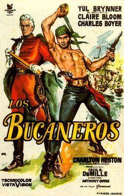 the buccaneer (1958 film) wikipedia