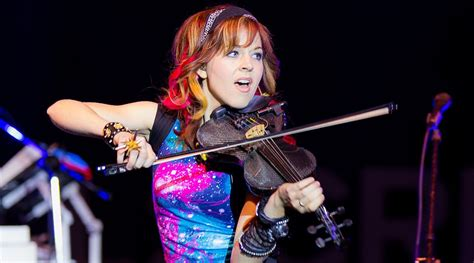 cline dion ft lindsey stirling the show must go on lindsey stirling performs cover of queen s quot the show must