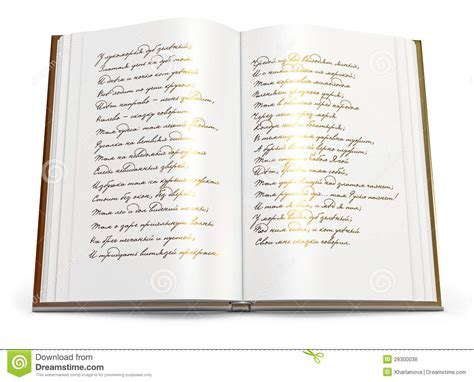 poetry book pictures open book of poems stock illustration illustration of