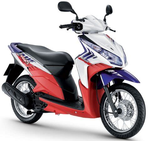 Jual Switch Lu Vario 125 vario techno merah
