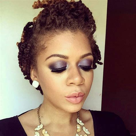 two strand twist parted at an angle two strand twist styles for short natural hair the