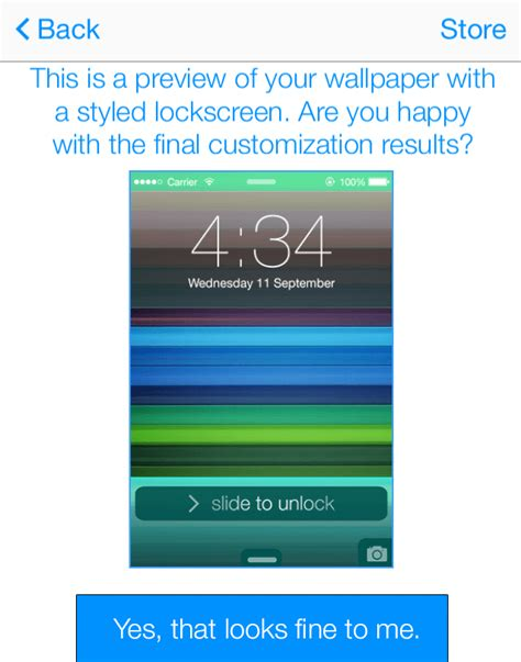 modificare layout iphone lockscreen for ios7 per iphone download