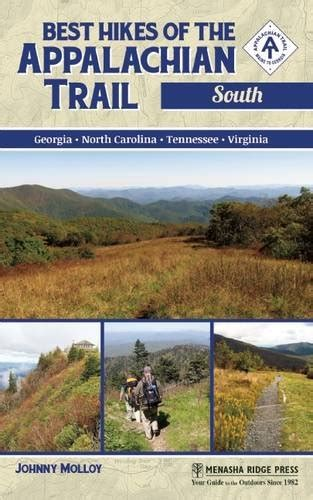 bludog journey on the appalachian trail books best hikes of the appalachian trail south roughly 2180