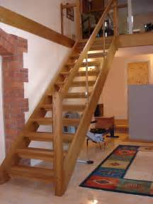 bespoke wooden staircase alton hshire timber stair systemstimber stair systems