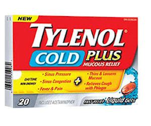 Tylenol Sweepstakes - tylenol 2 coupon for tylenol cold plus mucus relief printable coupons
