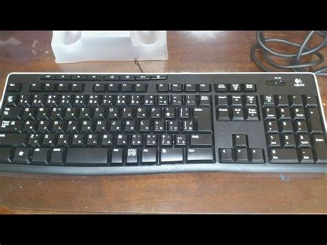 Keyboard Logitech K270 logitech wireless keyboard k270 gray