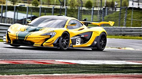 Mclaren P1 Track by Speed Week 986bhp Mclaren P1 Gtr Thrashed On Track Top Gear
