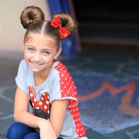 cute girls hairstyles minnie mouse pin by deborah on new hairstyles to try pinterest