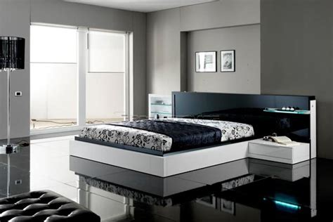 House Designs Black And White Contemporary Modern Bedroom Black And White Bedroom Furniture Sets