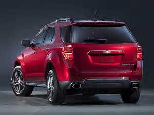 2016 chevrolet equinox price photos reviews features