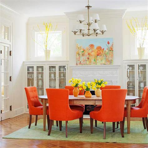 great dining room colors mix and chic bright and colorful dining room ideas
