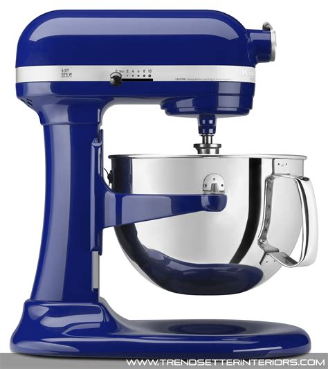 Yellow Kitchen Aid Mixer - trendsetter interiors new colors for kitchenaid 174 professional 600 series stand mixer