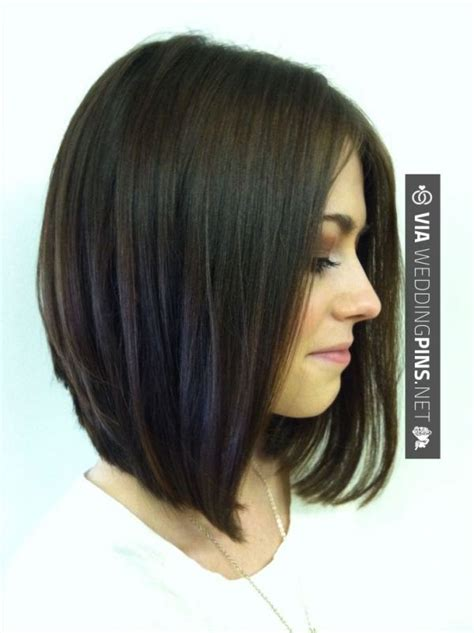 long stacked bob haircut pictures 2014 short hairstyles 2016 long angled stacked bob might work