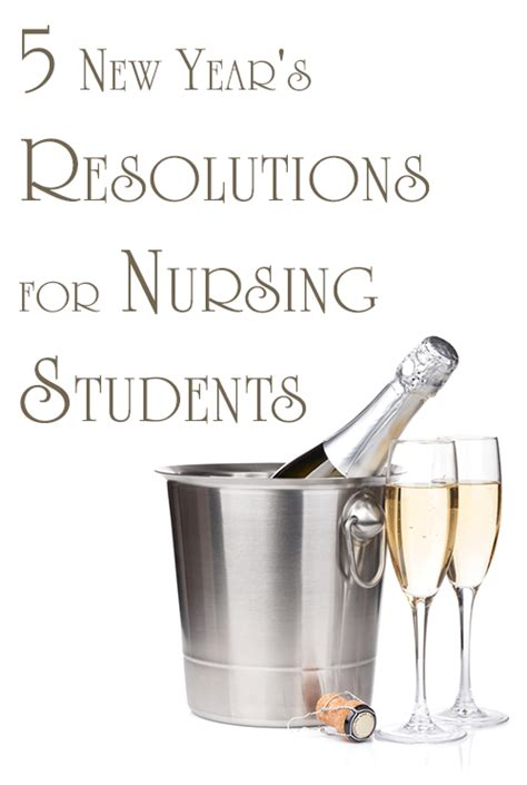 bsn new year 5 new year s resolutions for nursing students
