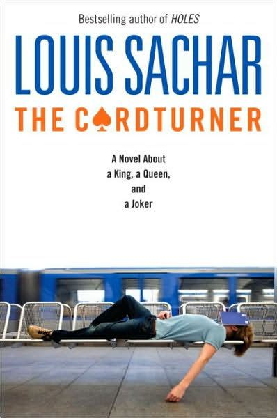 libro the cardturner the cardturner by louis sachar paperback barnes noble 174