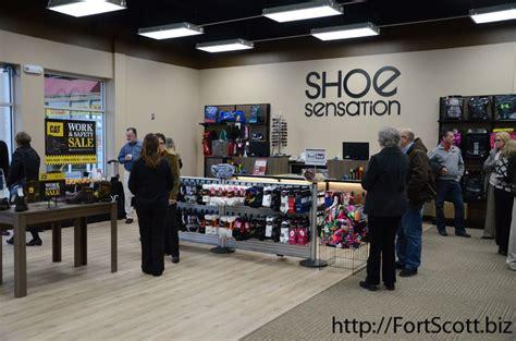 shoe sensation shoe sensation brings retail to fort fort biz