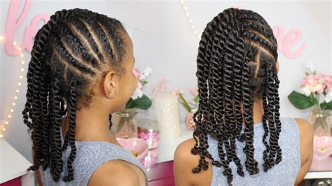 hair dos for twist flat twists and 2 strand twists natural hair kids