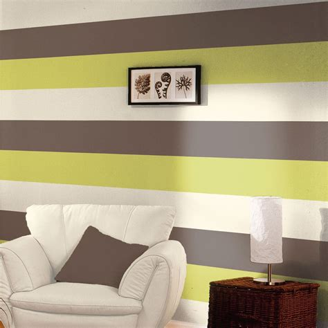 wallpaper for walls ebay uk stripe wallpaper new feature wall lime chocolate grey