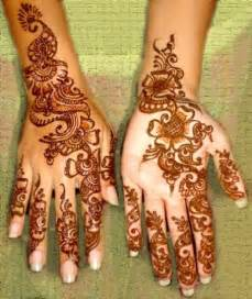 Mehndi Designs For Hands June 2012