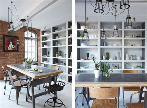 Tiny Kitchen Makeover - industrial london loft apartment by olivier burns