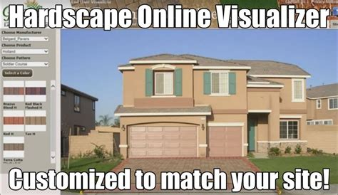 online visualizer hardscape online visualizer is a lead generator for your