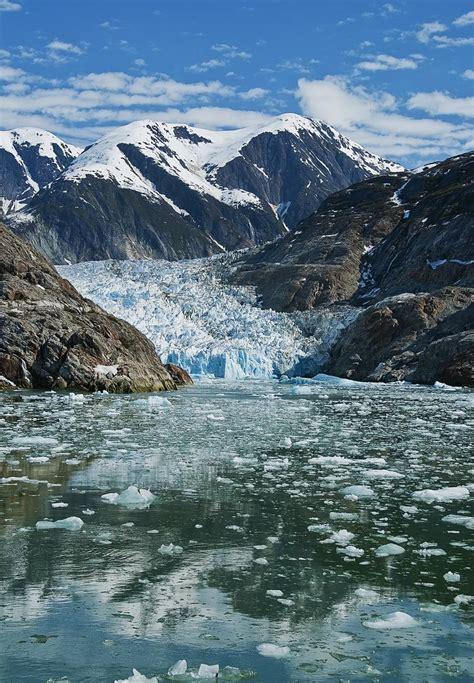 fjord glacier tracy arm fjord glacier explorer allen marine tours