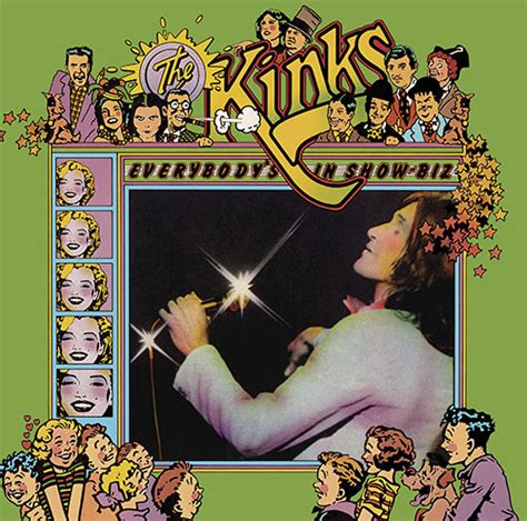 The Kinks Everybody S In Show Biz Gets Expanded Reissue