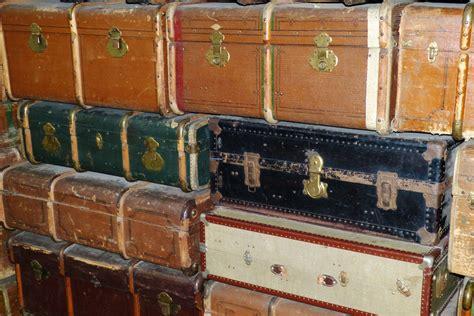 Kofferaufkleber Nostalgisch by Reisekoffer Als Zeitzeugen Koffer Taschen Trolleys