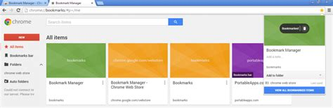 google chrome s new bookmark manager offers nothing new google releases bookmark manager extension for chrome