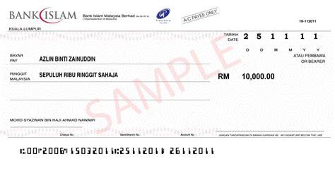 mock cheque template design mokap cek replika cek hantaran mosum design