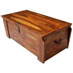 trunk as coffee table grinnell wooden storage trunk chest box coffee table